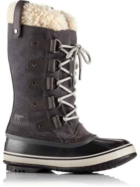 Sorel W's Joan Of Arctic Shearling Boots Dark Grey,Black